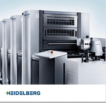 Heidelberg Print Master
